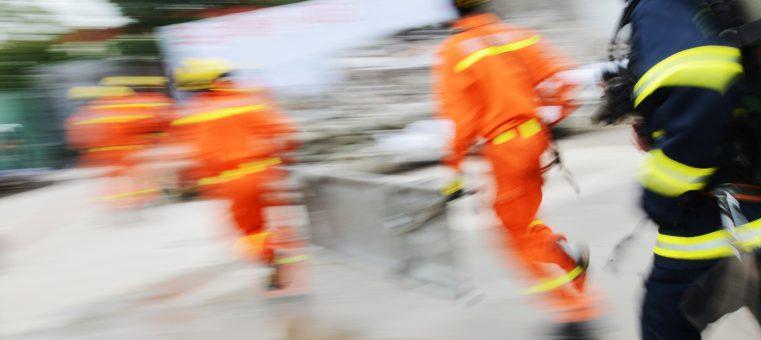 """今日1月17日は阪神大震災が発生した日ですが、震災をきっかけに制定された記念日は、「防災と""""何""""の日」でしょう?"""