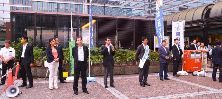 1月16日に行われた大阪府・四條畷市長選挙で当選した東修平(あずま・しゅうへい)さんについて、次のうち正しいのはどれ?