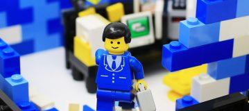 小さなピースで作る大きな世界!レゴに関するクイズ